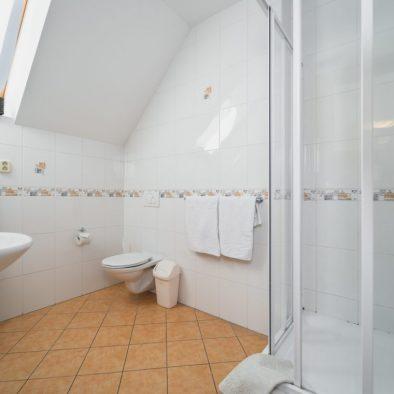Kúpeľňa dvojlôžková izba